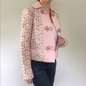 Marc Jacobs Tweed Pink Jacket